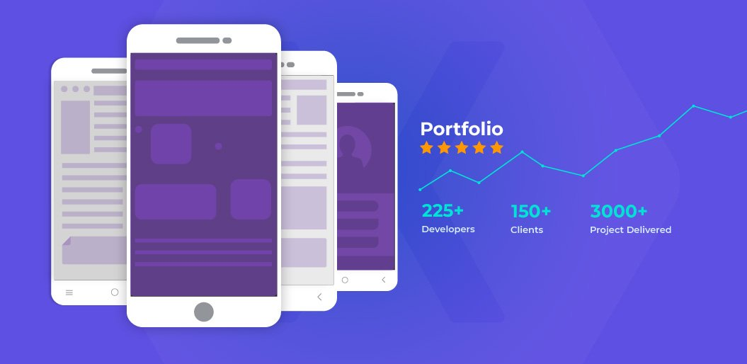 xamarin app development company portfolio