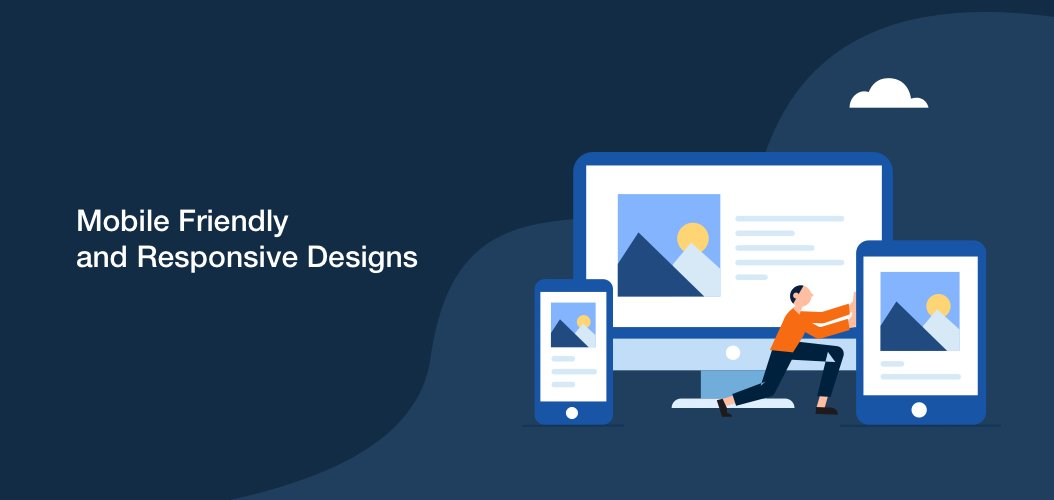 Mobile-Friendly-and-Responsive-Designs