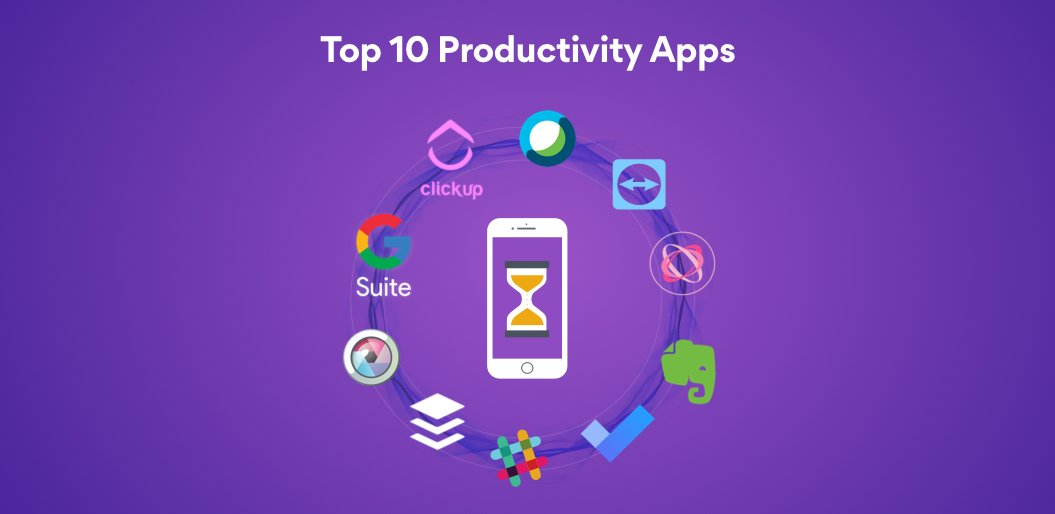 Top 10 Productivity Apps