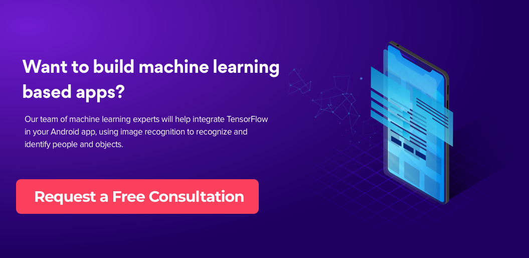 Want to build machine learning based apps?
