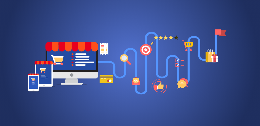 Tracking customer behavior in real time
