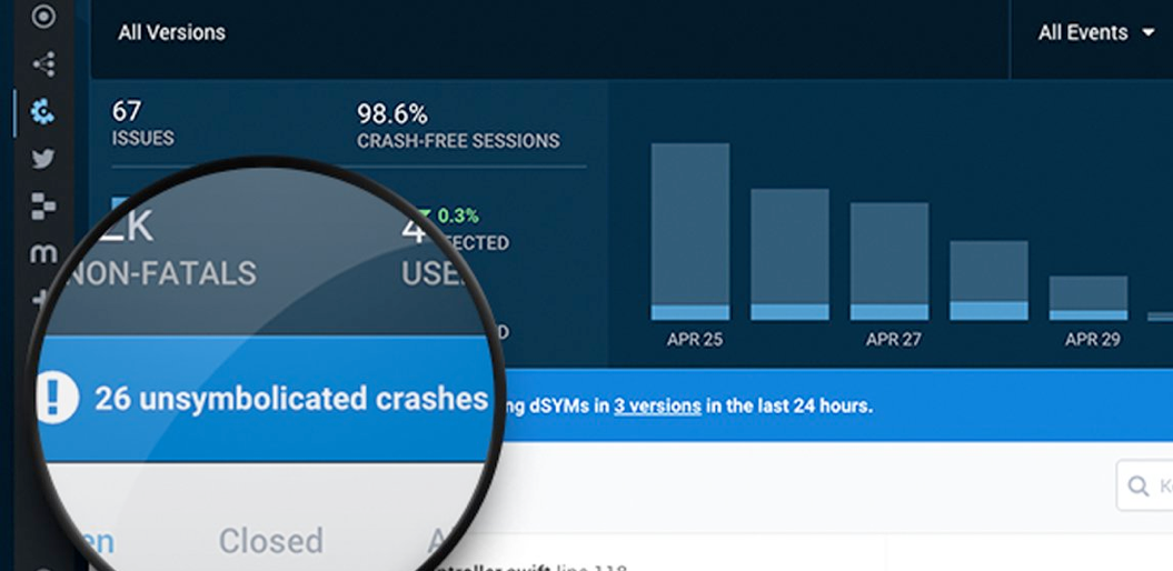 Crash Monitoring for App Performance Optimization
