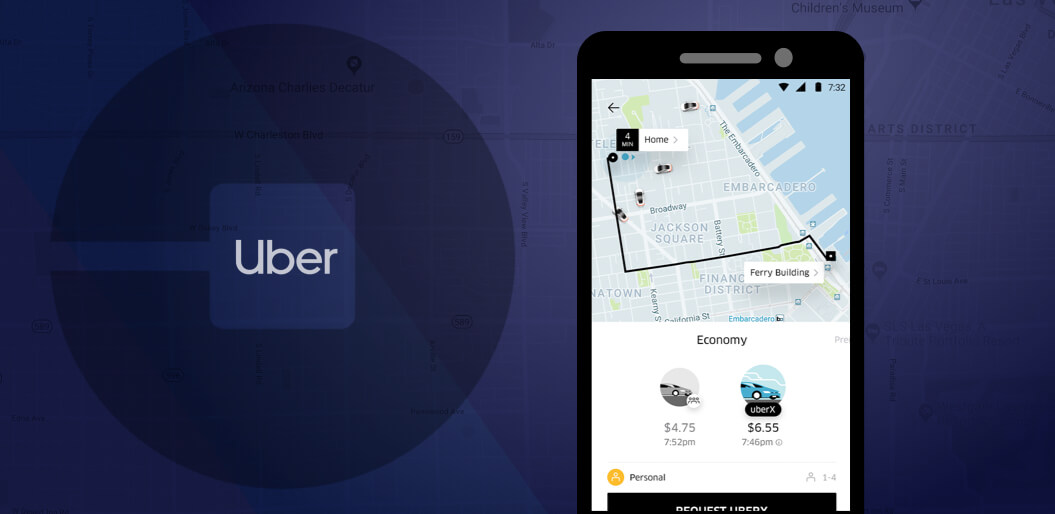 Top 10 Most Popular Apps - Uber