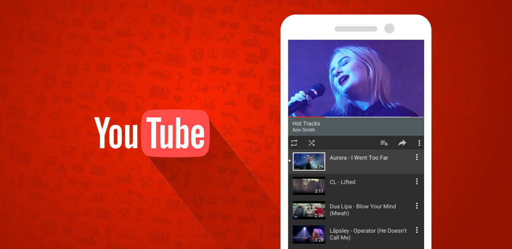 Youtube is a top popular app 2020