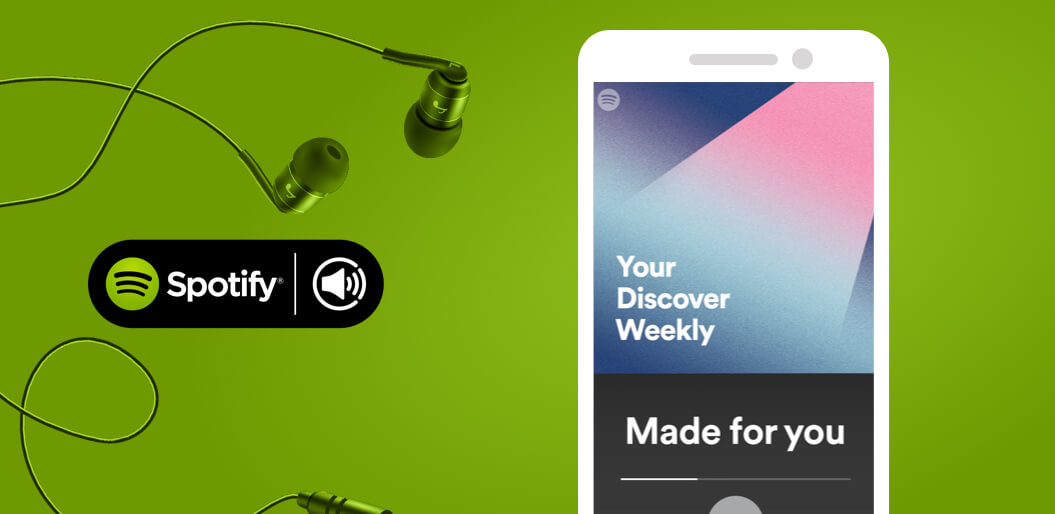 Spotify for android and iOS