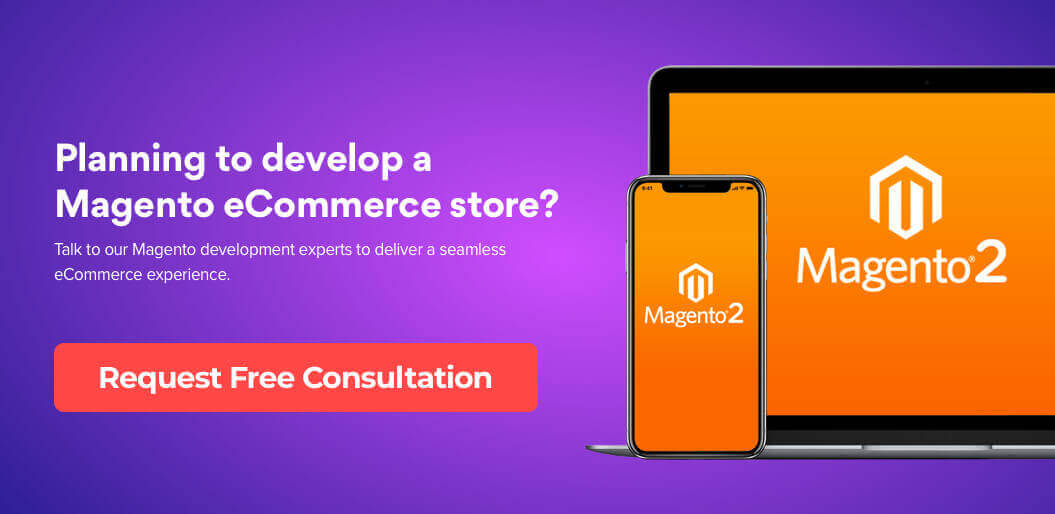 Develop Magento Ecommerce Store