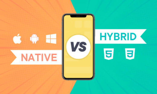 Native vs Hybrid Thumbnail