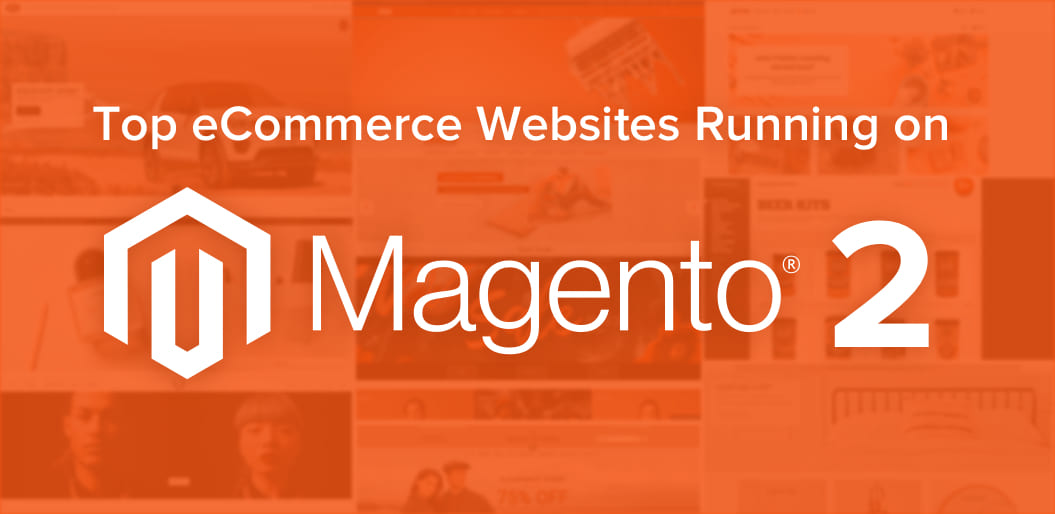 Top 11 eCommerce Website examples Running on Magento 2