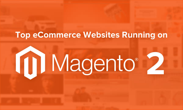 top eCommerce Website examples Running on Magento 2