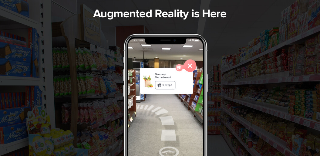 AR is rising as UX trend