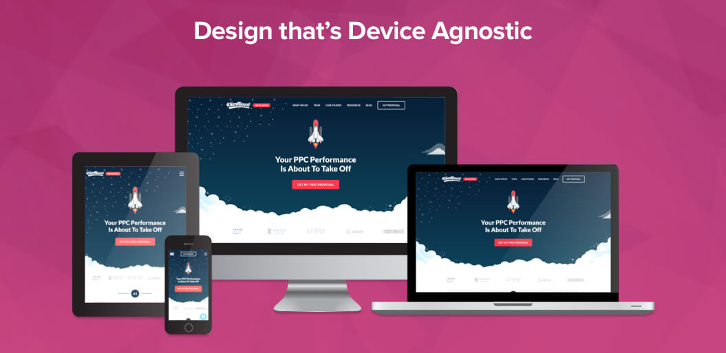 UX should be device agnostic