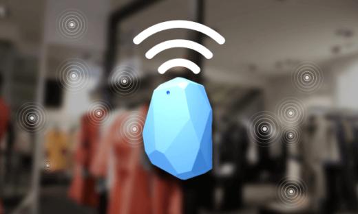 Customer Loyalty Mobile App Using Beacons