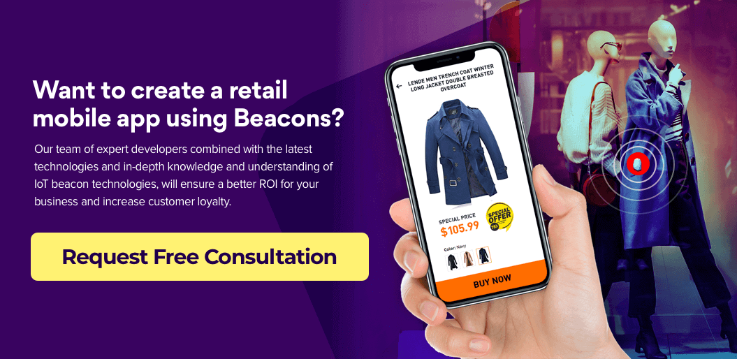 Using Beacons to Create an IoT-Based Loyalty Mobile App