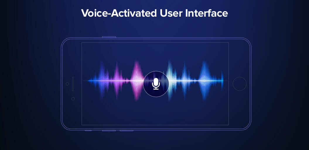 Voice activated interfaces are a UX trend for 2019
