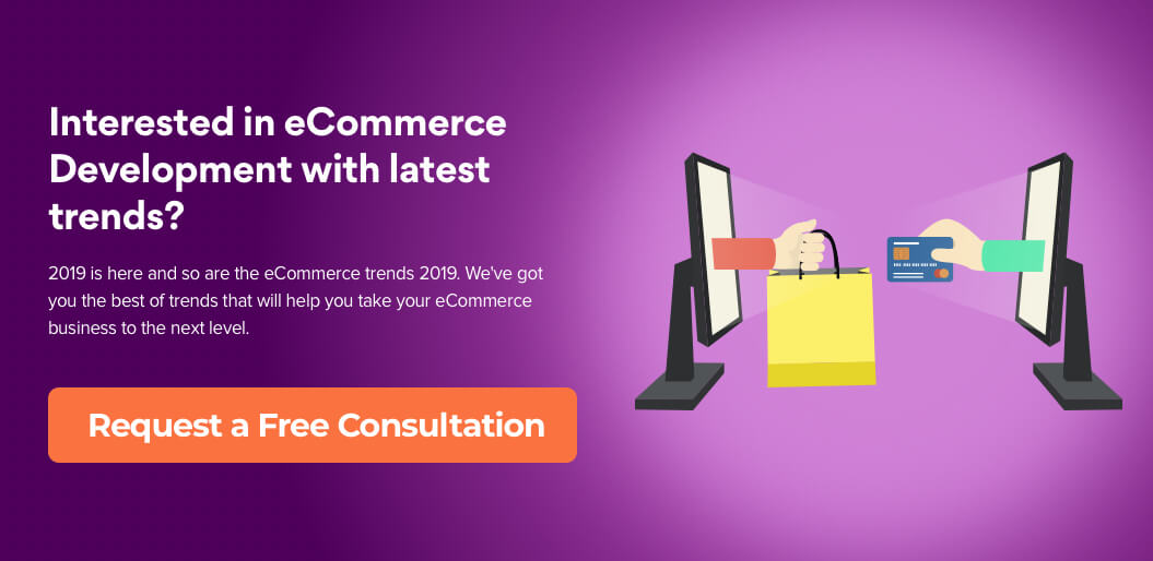eCommerce development with latest trends