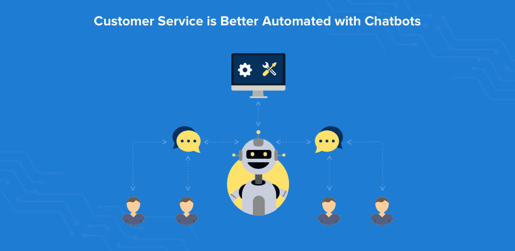 Automate customer service with Chatbots