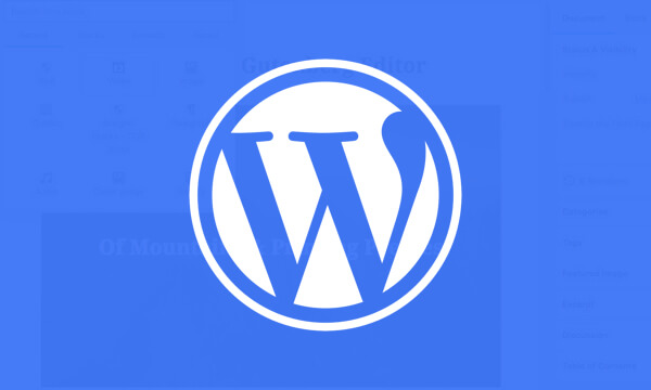 Gutenberg Wordpress Editor - Thumbnail