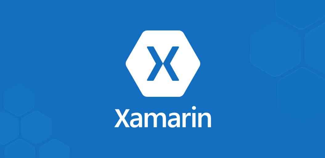 Xamarin cross-platform app framework