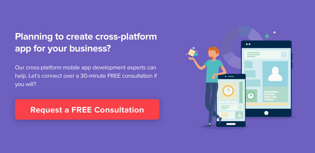 Hire cross-platform app developers for your business