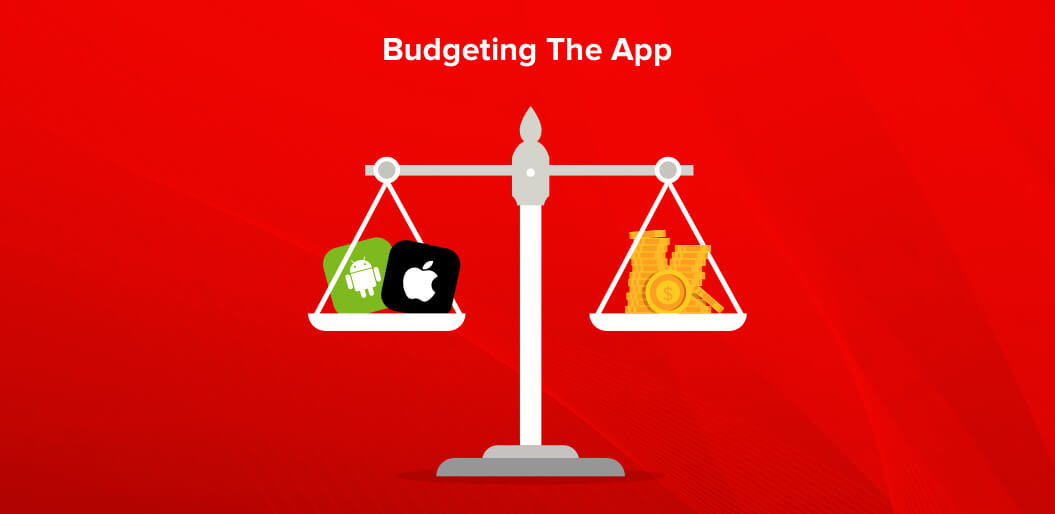 Budgeting the app