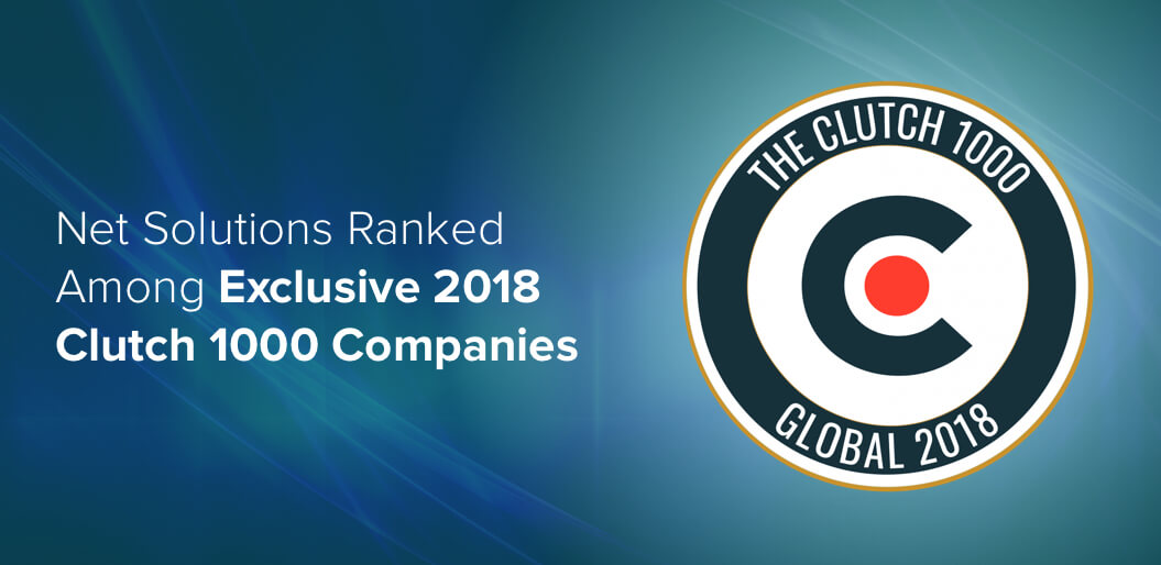 Exclusive 2018 Clutch 1000 Companies