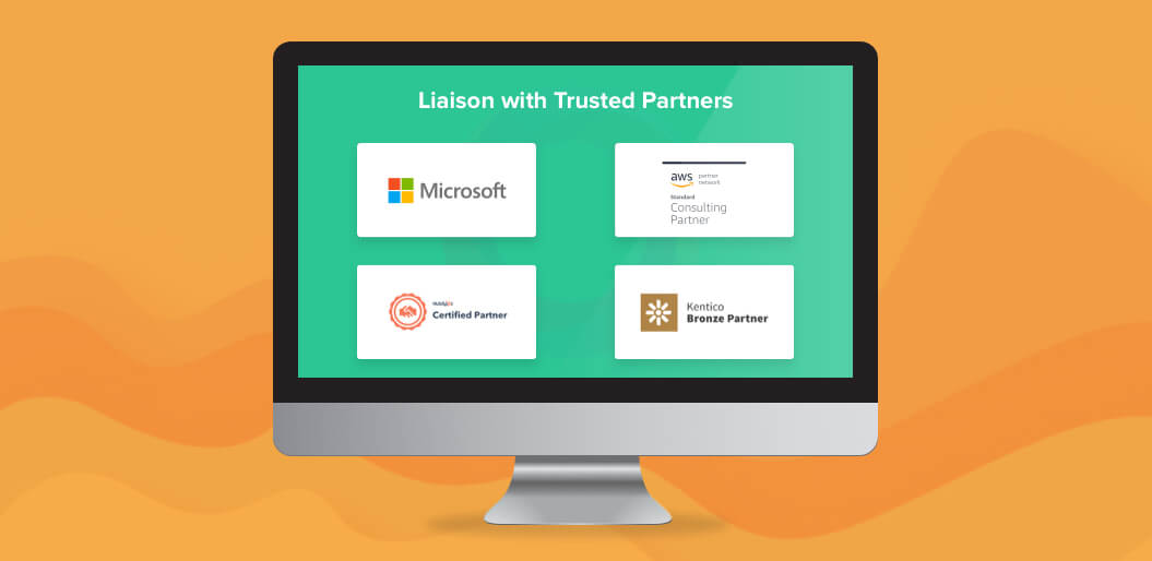 Liaison with Trusted Partners