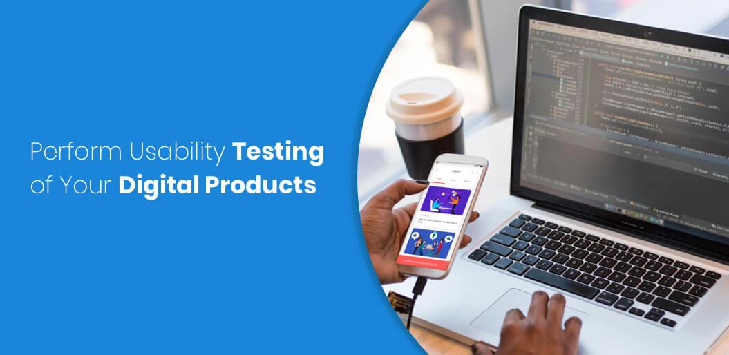 Perform Usability Testing
