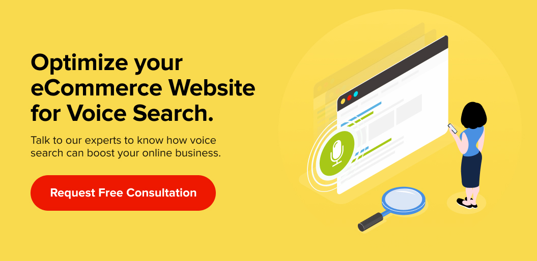 Contact Net Solutions to optimize your website based upon voice search