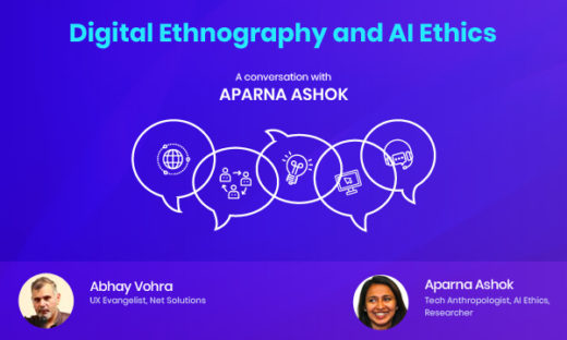 Digital Ethnography and AI Ethics - A Conversation with Aparna Ashok