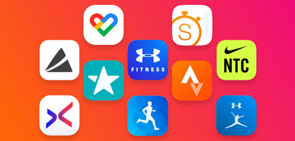 The 10 Best Fitness Apps thumb