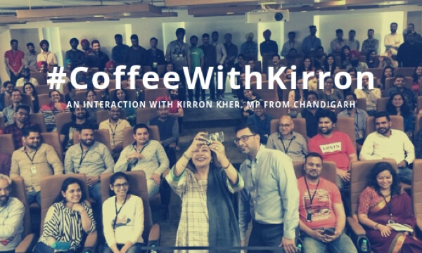 Coffee With Kirron Kher