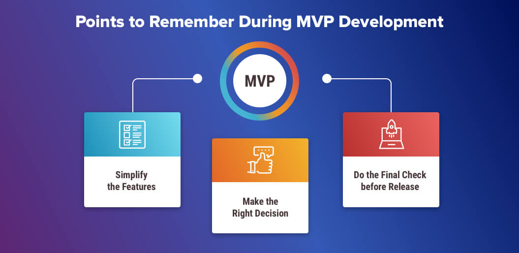 Points to Remember During MVP Development