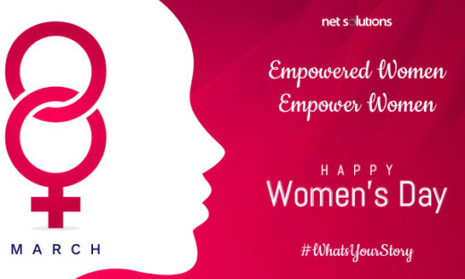 Women's Day at Net Solutions