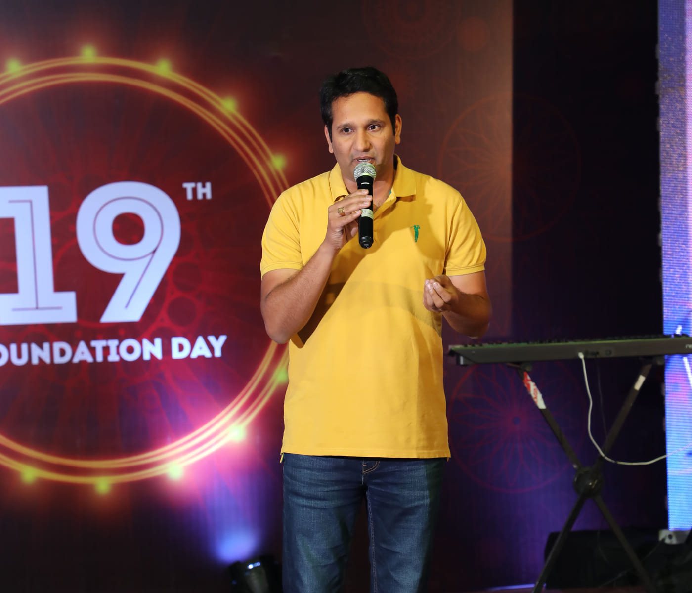 net solutions foundation day celebrations