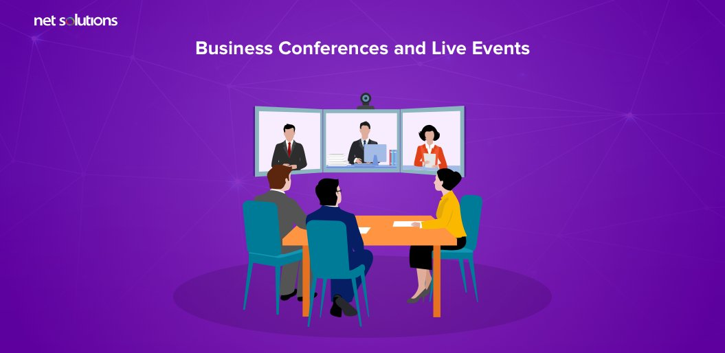 Business Conferences and Live Events