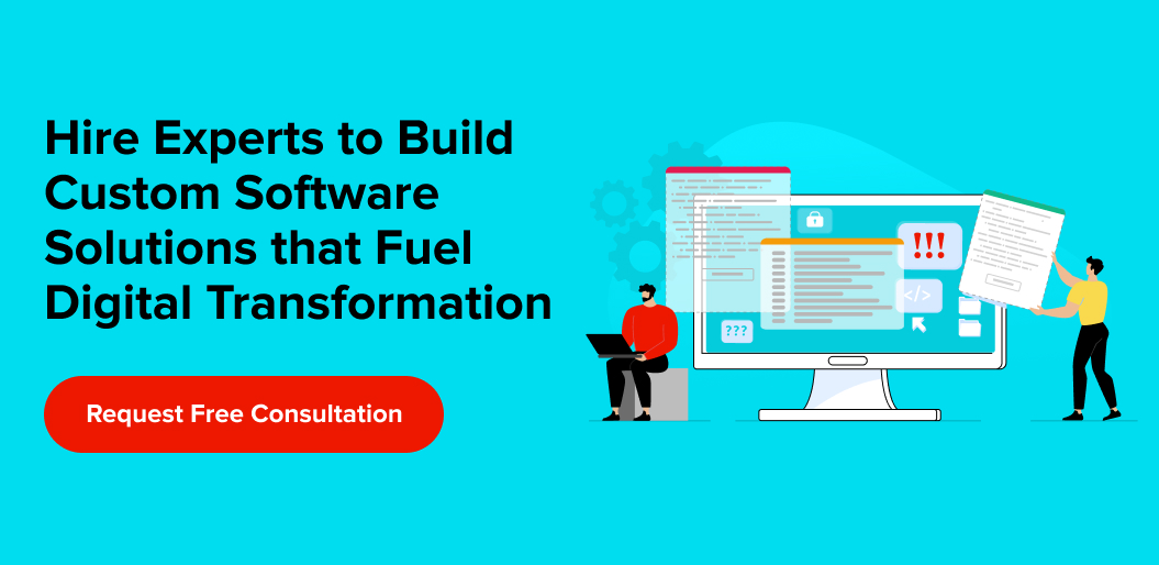 Hire Experts to Build Custom Software Solutions
