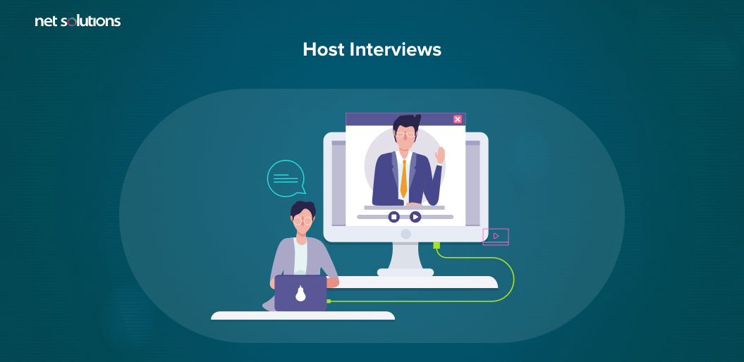 Host Interviews