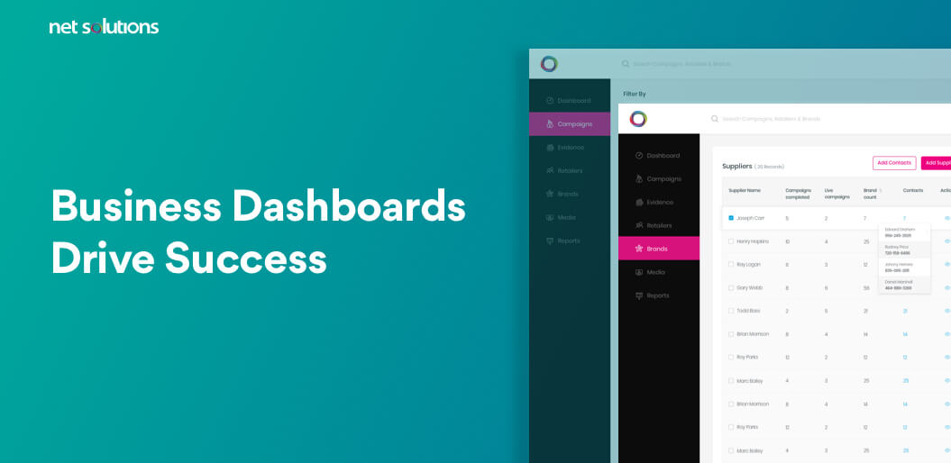 Why You Need Business Dashboards Top 5 Reasons