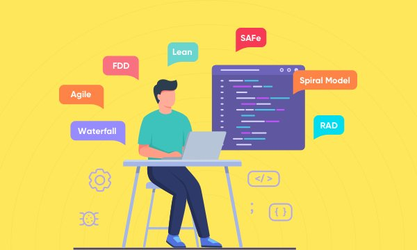 Top 7 Software Development Methodologies | Net Solutions