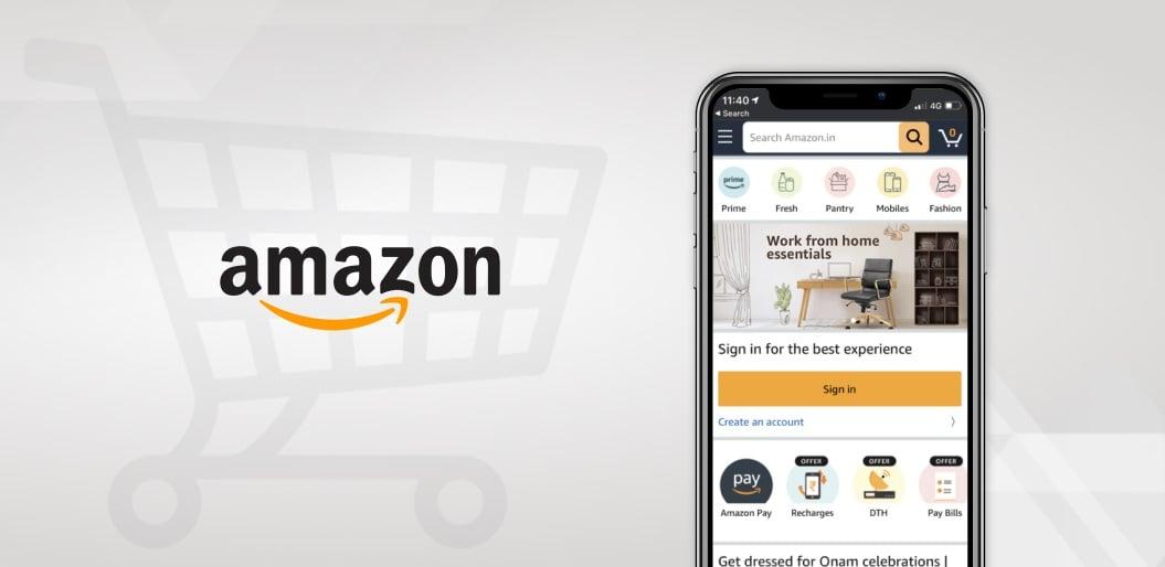 amazon | best app for shopping