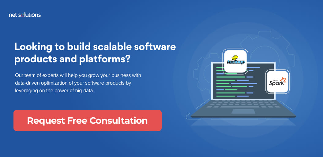Contact Net Solutions for data analytics
