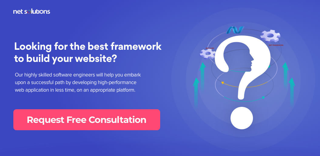 Looking for the best framework?