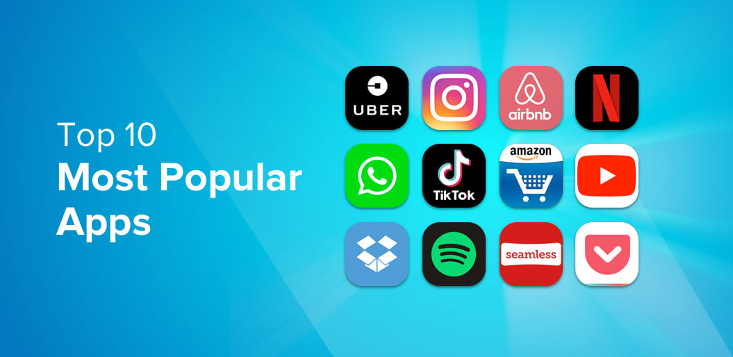 Top 10 Most Popular Apps 2020