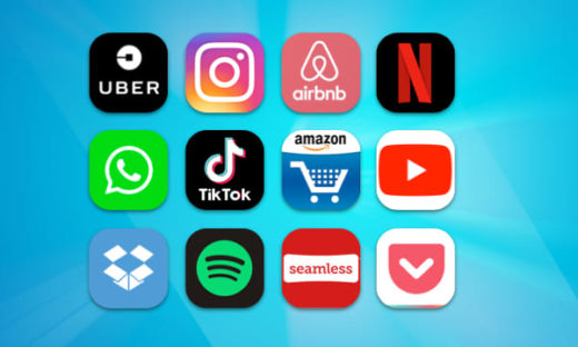 Top 10 Most Popular Apps of 2020