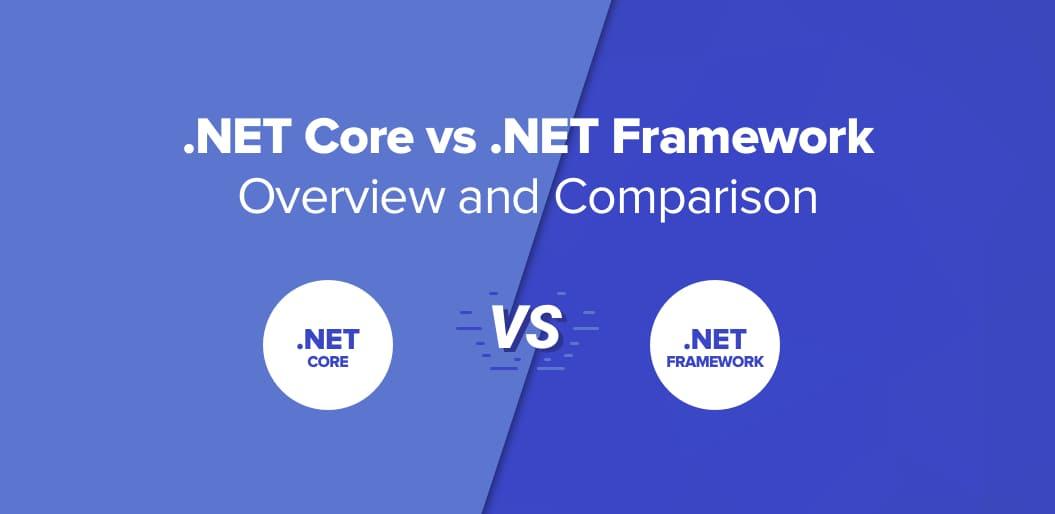 .net core vs .net framework analysis