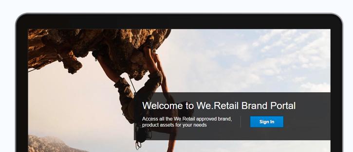 Brand Portal Capabilities