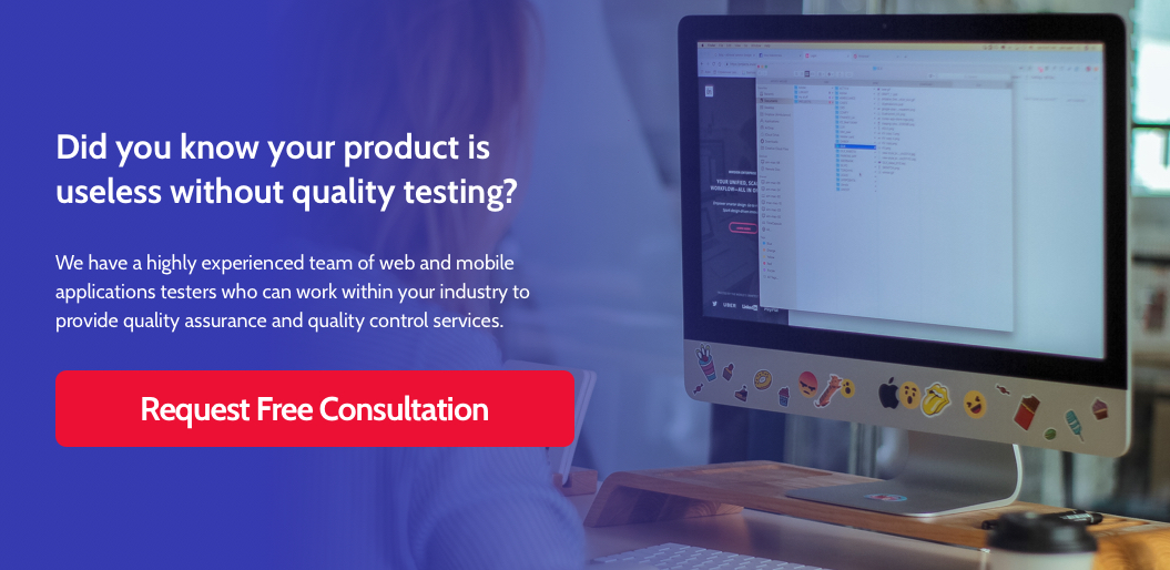Contact Net Solutions for Testing Services