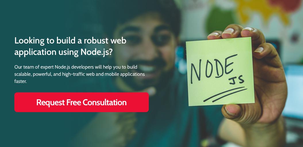 Contact to hire Node.js developer