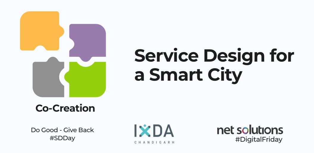 Celebrating Service Design Day with an Insightful Talk