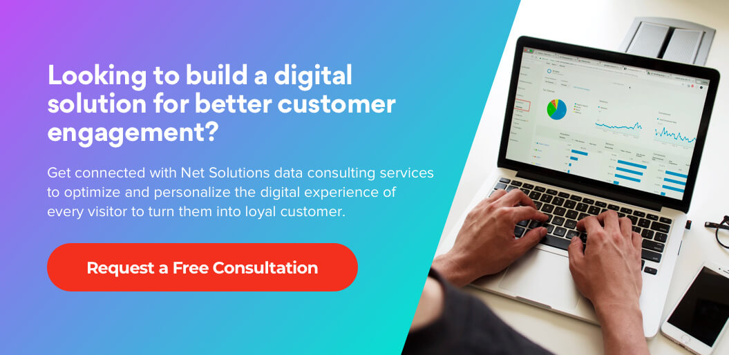 Contact Net Solutions for Digital Customer Experience with Analytics